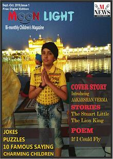 MOONLIGHT - a Free to Read Children's Magazine