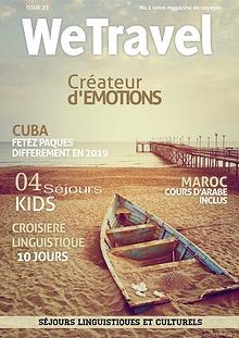 Mon premier magazine