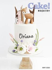 Cake! magazine by Australian Cake Decorating Network