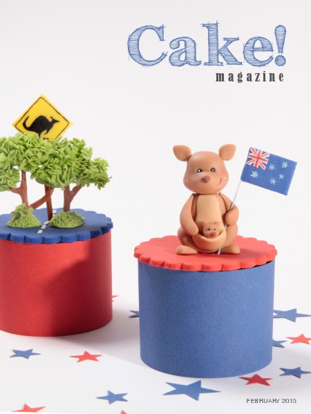 Cake! magazine Download and Print February 2015