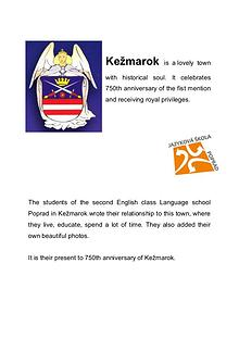 Kezmarok 750 anniversary