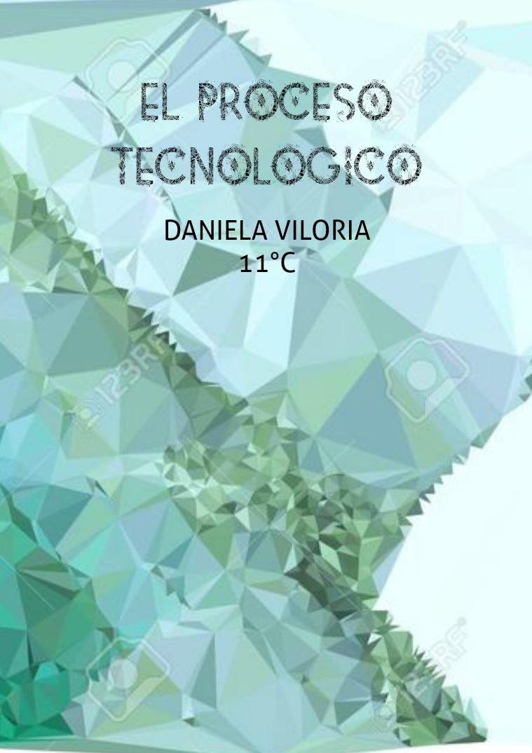 PROCESO TECNOLOGICO (clone)