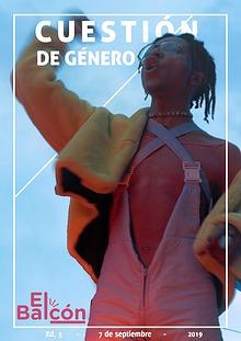 Revista El Balcón: Cuestión de género
