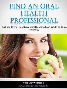 Dental Specialist Endodontist | dentalwebdmd.com