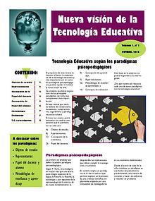 Nueva visión de la tecnología educativa