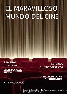 El maravilloso mundo del cine