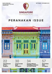 Singapore Guidebook September Edition