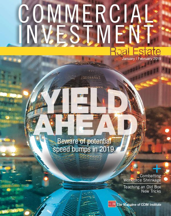Commercial Investment Real Estate January/February 2019