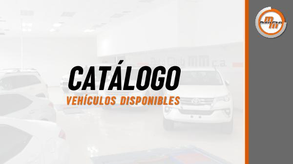 AUTOCLUB MM C.A CATALOGO AUTOCLUB