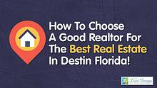 Best Real Estate In Destin Florida