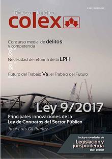 Revista Juridica Colex mayo