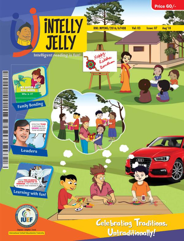 iNTELLYJELLY_Aug'18 Issue