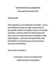 Actividad 9 Proyecto final