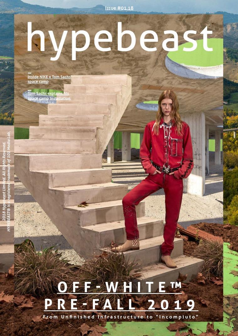 HYPEBEAST issue 01