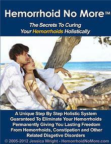 Hemorrhoid No More PDF EBook Free Download