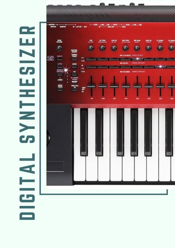 Digital Synthesizer Digital Synthesizer