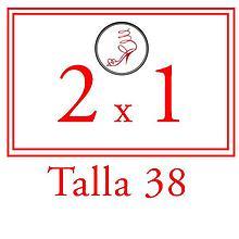 2 x 1 josefa 38
