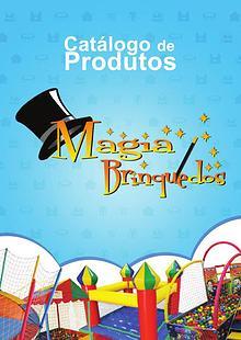 Catalogo Magia Brinquedos