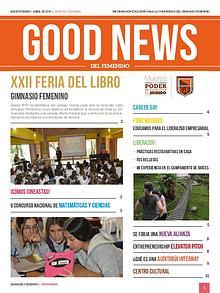 GoodNews enero - abril 2019