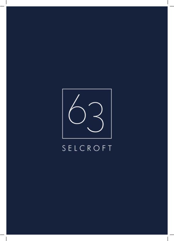 Selcroft Sales Book