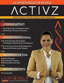Revista Coach Lilia Sevilla