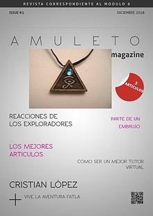Revista Amuleto