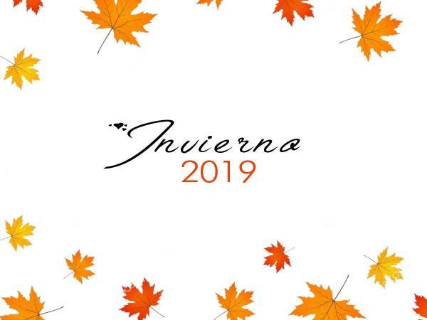 Catálogo Invierno 2019 INVIERNO 2019 - TALLA 38