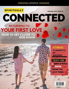 Spiritually Connected Magazine
