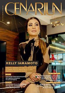 Revista Cenariun - Kelly Iamamoto