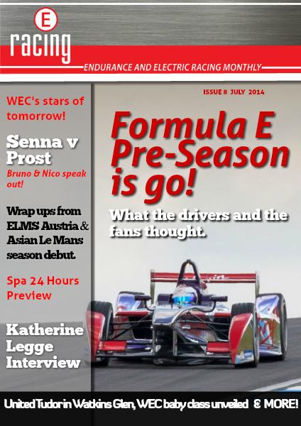 eRacing Magazine Vol. 1 Issue. 8