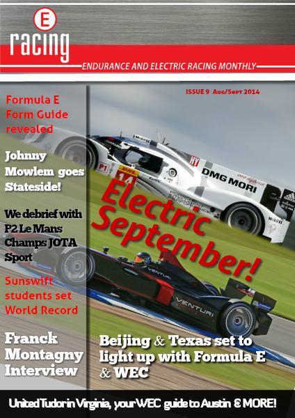 eRacing Magazine Vol. 1. Issue 9