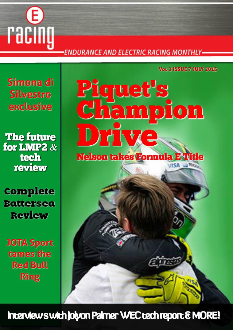 eRacing Magazine Vol 2. Issue 7