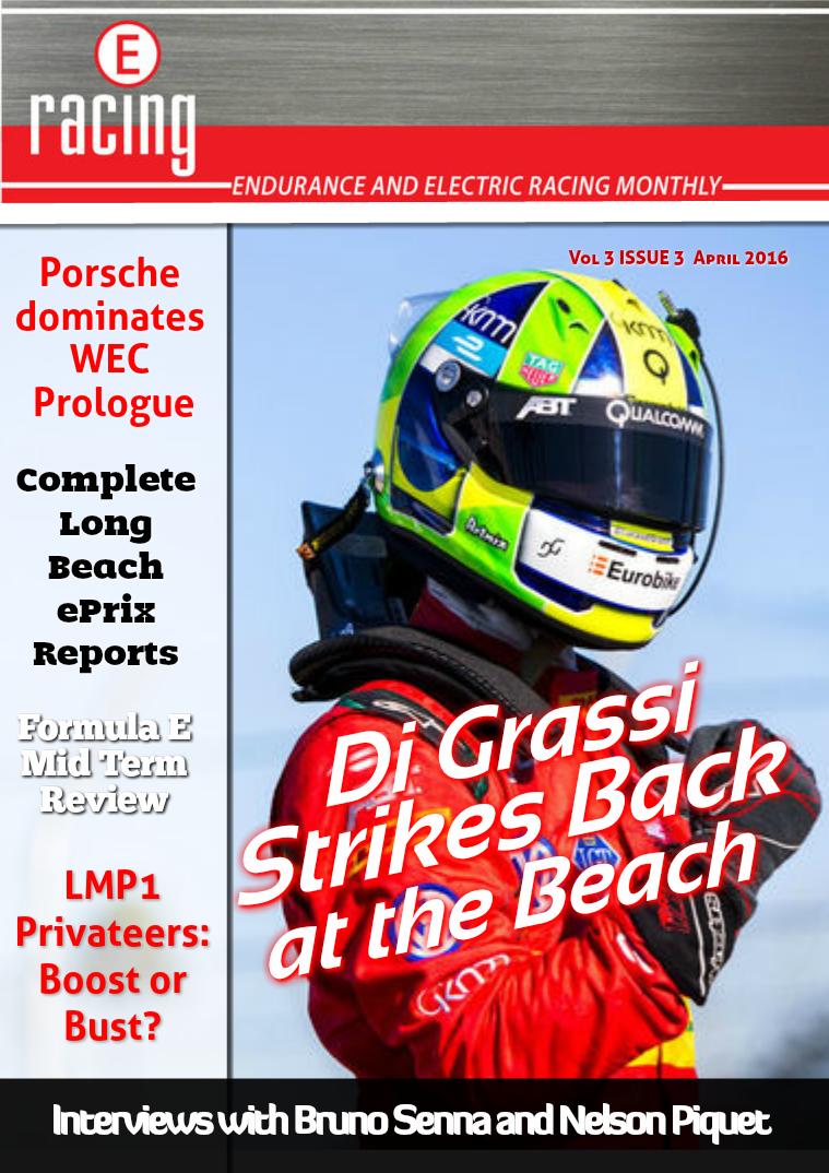 eRacing Magazine Vol. 3 Issue 3