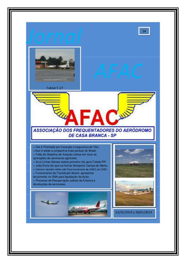 Jornal Digital AFAC- 24 Edição