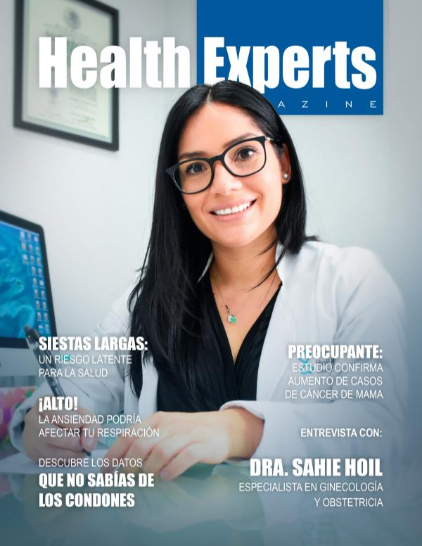 Health Experts Magazine Octubre 2020