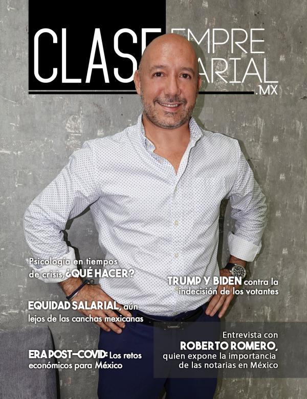 Clase Empresarial. MX Octubre 2020