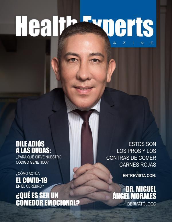 Health Experts Magazine Diciembre 2020