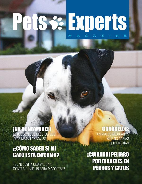 Pets Experts Magazine Enero 2021