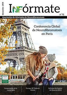 Asociación de Afectados de Neurofibromatosis - Revista 72