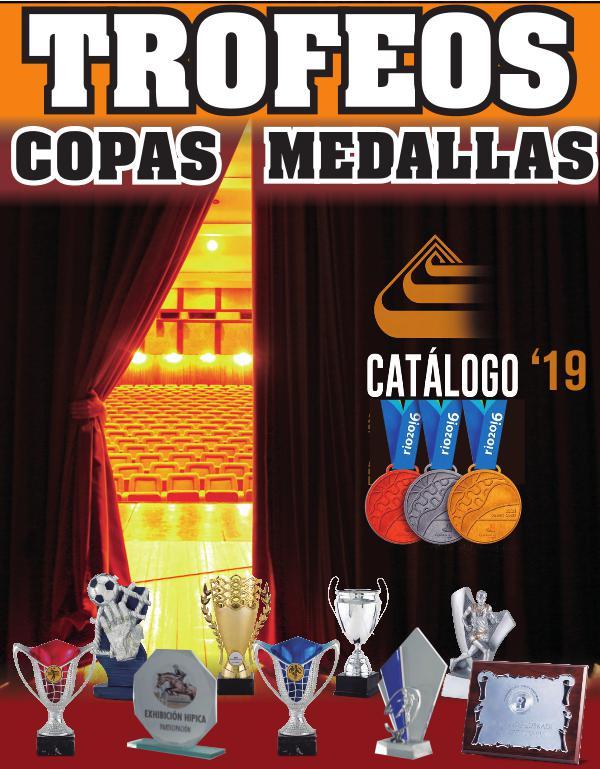 TROFEOS 2019 CATALOGO TROFEOSS 2019