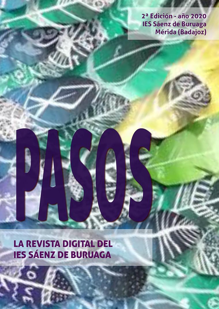 PASOS. Revista digital del IES Sáenz de Buruaga. Nº 2. Noviembre de 2020.