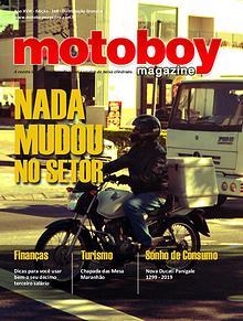 Motoboy Magazine Edição 168