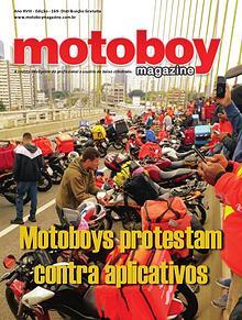 Motoboy Magazine Edição 169