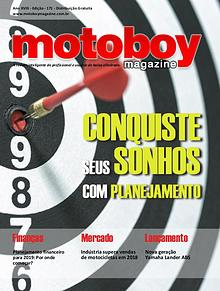 Motoboy Magazine Edição 171