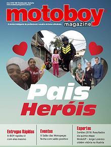 Motoboy Magazine Edição 166