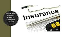Insure your Business Events to Boast your Services