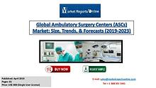 Global Ambulatory Surgery Centers Market Analysis and Forecast 2023