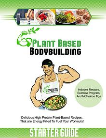 The Plant Based Bodybuilding Justin Kaye review