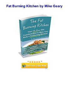 Flat Belly Kitchen Superfoods For A Flat Stomach Mike Geary