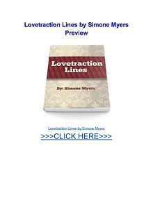 Lovetraction Lines Simone Myers